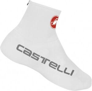 CASTELLI-LYCRA-SHOECOVER-BIANCO