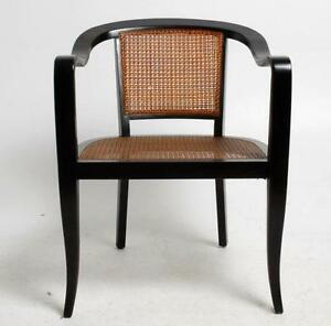 Awesome Bentwood Cane Chair