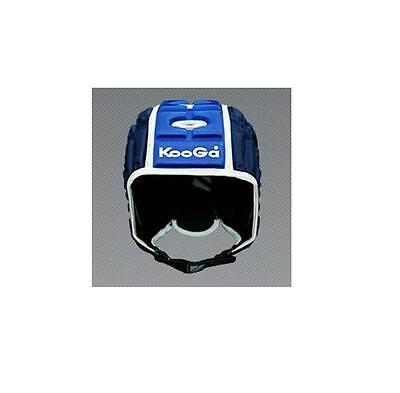 Caschetto casco Rugby Kooga Victor HEADGUARD Prezzo Affare Nuovo!!