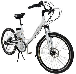 electric bike Paris 48V