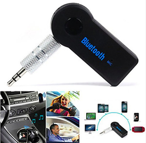 Bluetooth Stereo Music Receiver, Car Adapter Speaker