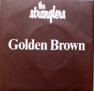 Stranglers-Golden-Brown-NEW-MINT-Original-U-K-7-inch-vinyl-single