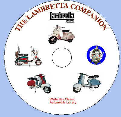 The Lambretta Scooter Companion