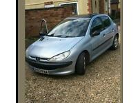 Peugeot 206 2001 breaking for parts