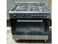 """LARGE GAS COOKER """" BAUMATIC """" 90CM WIDE"""