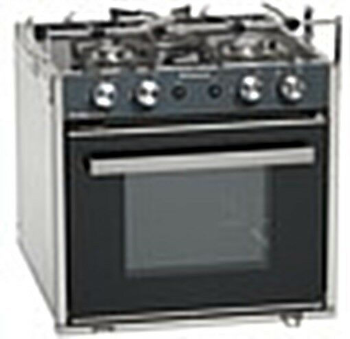 Smev Moonlight Gas Cooker 3 Burners + Oven