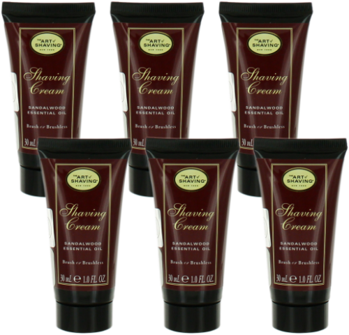 Sandalwood By The Art of shaving For Men Combo Pack: Shaving