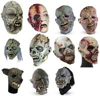 Halloween Zombie / Troll Masks for Costume / LARP / Halloween