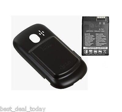 LG Extended Life Battery +door For Extravert Vn271 Verizo...