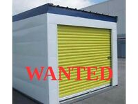 Storage Facility in Larkhall Area (or close by) - for Business Purpose