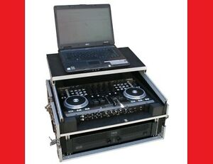 VMS4-Estante-angular-con-para-portatil-DJ-Funda-REJILLA-Americano-Audio-adj