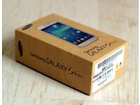 GALAXY S4 mini unlocked brandd new boxed and