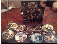 8 World War 2 DVD Collection