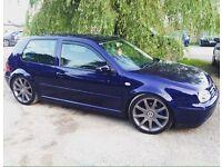 Vw golf gt tdi pd130 1.9 Volkswagen diesel clean!! LOOK