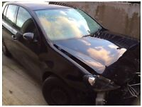 Mk6 golf 1.6 tdi breaking for parts , cay engine code 2010-2012 model