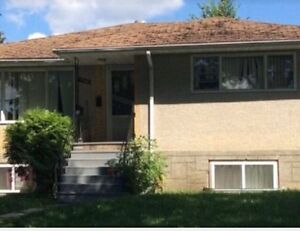 Bright three bedroom suite off Whyte ave.
