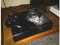 Xbox 360 - 250GB + 37 Games