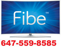 Fibe internet, TV, HOME PHONE , Unlimited internet, 647-559-8585