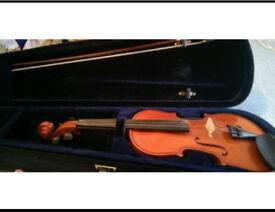 3/4 Violin In Excellent Condition