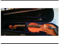 3/4 Violin In Excellent Condition