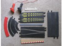Price Reduced! Scalextric Track and Accessories
