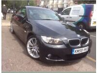 BMW 320d M Sport Coupe, 2010, 1 owner, FSH, Long MOT, Fantastic condition, Cream Leather interior