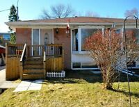 Renovated 3 bdrm Newmarket house FOR RENT NOW-Utilities Included