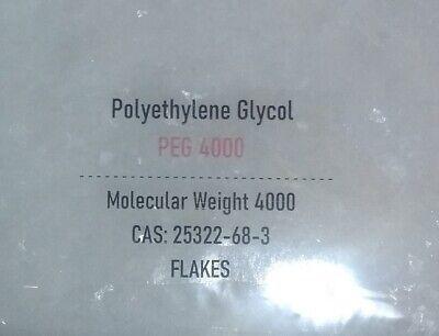 Polyethylene Glycol 4000 Peg 4000 - 300 Grams