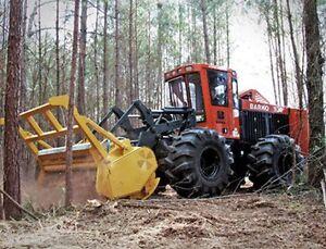 Land/Lot clearing!! Logging Forest warrior