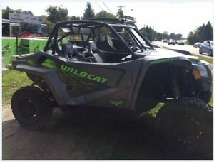 2018 Textron Off Road Formally Arctic Cat New Wildcat XX EPS EFI