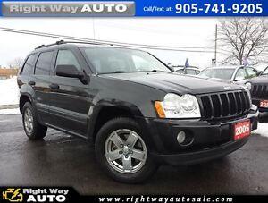 2005 Jeep Grand Cherokee Laredo | 181Km | SAFETY & E-TESTED