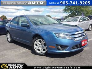 2010 Ford Fusion SE | 156Km | SAFETY & E-TESTED
