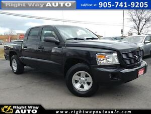 2008 Dodge Dakota SXT | 4x4 | NAV | 190Km | SAFETY & E-TESTED