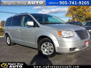 2008 Chrysler Town & Country Touring | SAFETY & E-TESTED