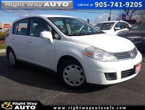 2007 Nissan Versa 1.8S | SAFETY & E-TESTED