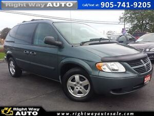 2006 Dodge Caravan SE | MINT | SAFETY & E-TESTED