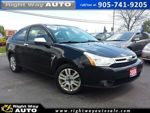 SALE SALE SALE | 2008 Ford Focus SES | SAFETY & E-TESTED