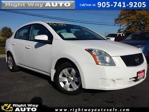 2009 Nissan Sentra 2.0 FE+ | 168Km | SAFETY & E-TESTED