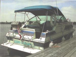 1989 Thundercraft Magnum Express