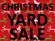Moving Out Yard Sale for Christmas Ferndale Canning Area Preview