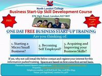 Business Start-Up Skill Development Course - FREE CLASS - STARTS AUG 22nd