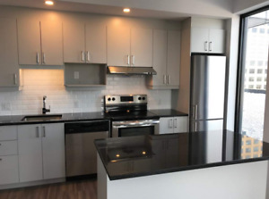 Magnificent 2 bedroom condos in Rene Levesque- Months free