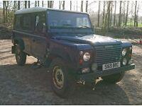 Land Rover Defender 110 Hard Top TD5 for Sale
