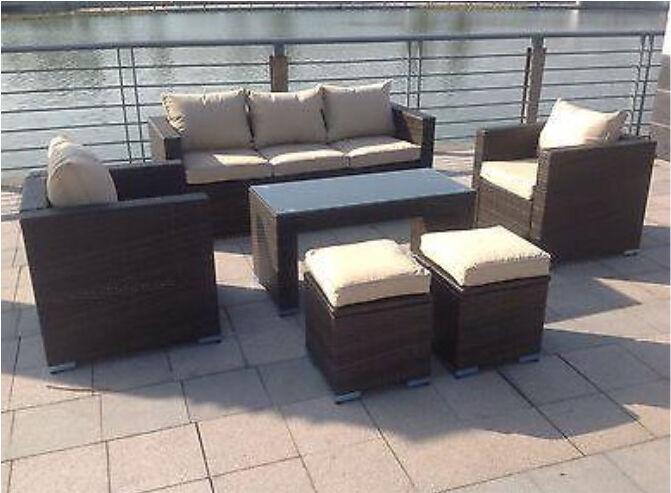 Garden Furniture Gumtree luxury rattan garden furniture set | in leeds city centre, west