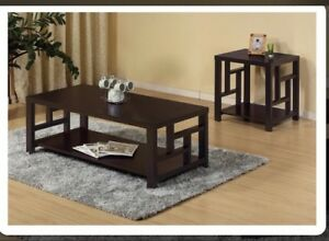 Used 3 pcs coffee table for Sale good condition