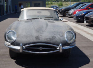 $TOP DOLLAR$ FOR YOUR OLD JAGUAR E-TYPE BETWEEN 1961-1975