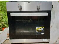 Zanussi Electric Fan Oven