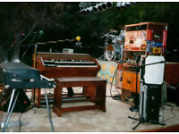 KEYBOARD PLAYER WANTED FOR ORIGINAL BLUES ROCK BAND
