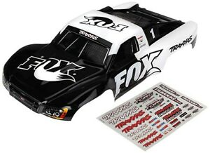 Looking for Traxxas Slash shell/parts