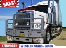 KENWORTH -  WESTERN STAR  MACKS Melbourne CBD Melbourne City Preview